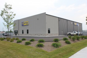 The newest SMS Rents location at 805 Dalton Avenue in Kingston has 10,000 square feet under roof.