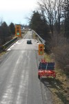 Typical application of a North America Traffic installation.