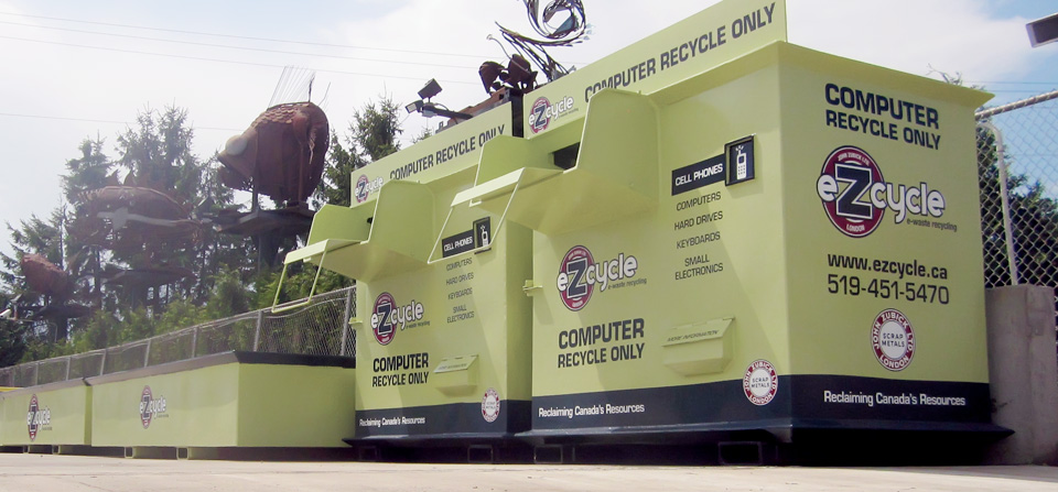 eZcycle E-Waste Recycling