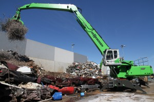 Purpose-built SENNEBOGEN green machines will become a more frequent sight in Mexico's industrial heartland with the appointment of Ascendum Mexico as authorized distributor in the region.