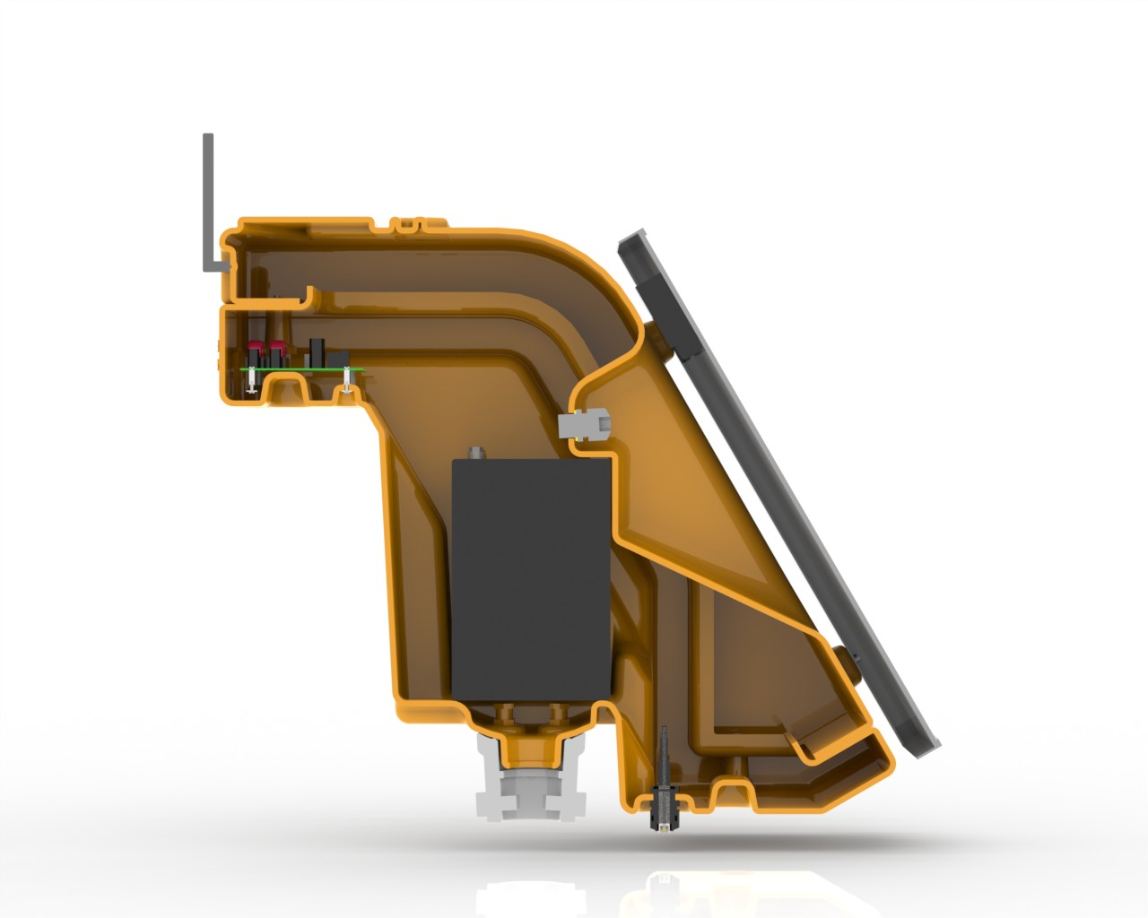 New Flashing Beacons from North America Traffic Win Innovation Award