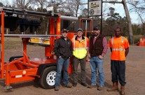 """Flex Supply Brings """"The Best Units In The Field"""" To Texas Customers For Portable Traffic Signals"""