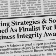 London Communications Firm Named As Finalist For BBB Business Integrity Awards
