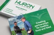 Huron Branding