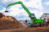 """James River Equipment Takes On SENNEBOGEN Material Handlers To Become """"One Stop Source"""" In Virginia"""